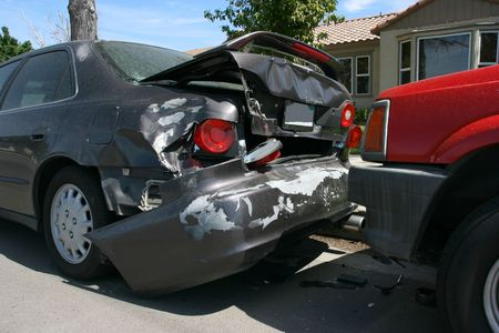 2745877 - car accident on the street